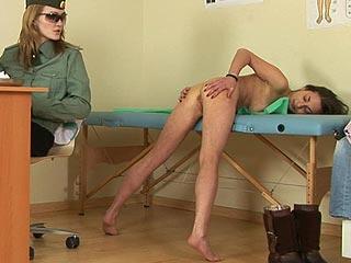 military medical gyno exam